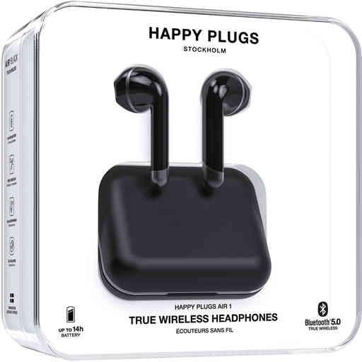 Happy Plugs Air 1 Black
