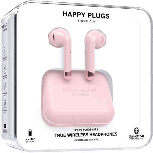 Happy Plugs Air 1 Pink Gold