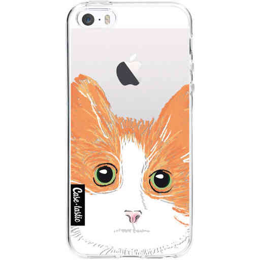 Casetastic Softcover Apple iPhone 5 / 5s / SE - Little Cat