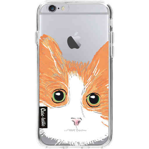 Casetastic Softcover Apple iPhone 6 / 6s - Little Cat