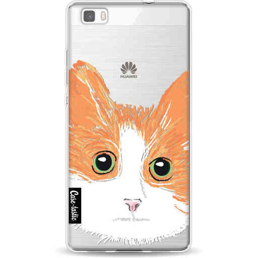 Casetastic Softcover Huawei P8 Lite - Little Cat