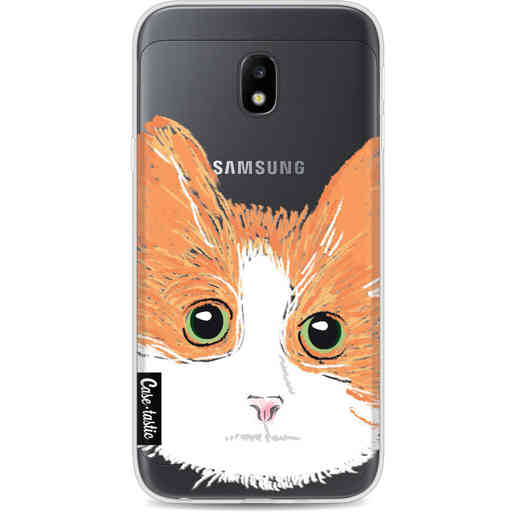 Casetastic Softcover Samsung Galaxy J3 (2017)  - Little Cat