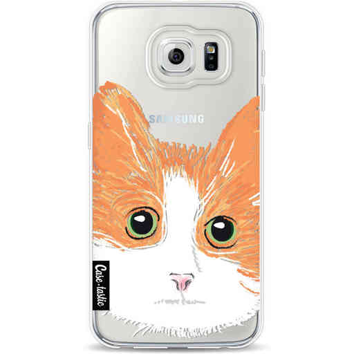 Casetastic Softcover Samsung Galaxy S6 - Little Cat