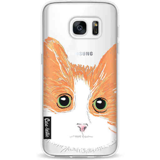 Casetastic Softcover Samsung Galaxy S7 - Little Cat