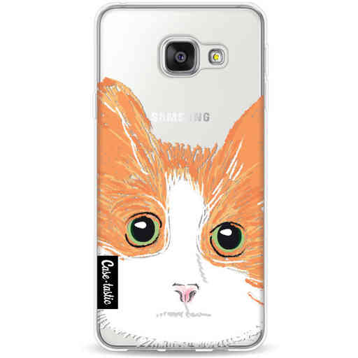 Casetastic Softcover Samsung Galaxy A3 (2016) - Little Cat