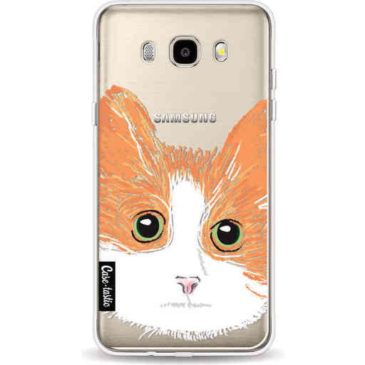 Casetastic Softcover Samsung Galaxy J5 (2016) - Little Cat