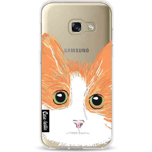Casetastic Softcover Samsung Galaxy A3 (2017)  - Little Cat