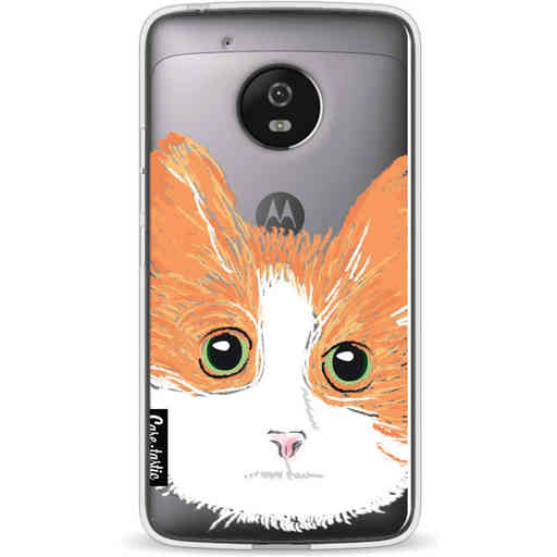 Casetastic Softcover Motorola Moto G5 - Little Cat