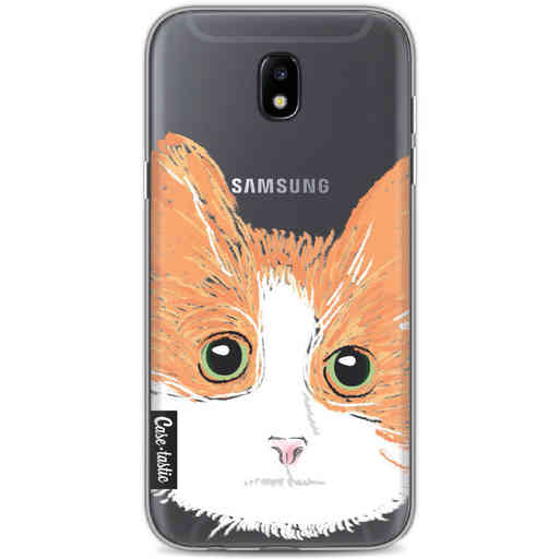 Casetastic Softcover Samsung Galaxy J5 (2017) - Little Cat