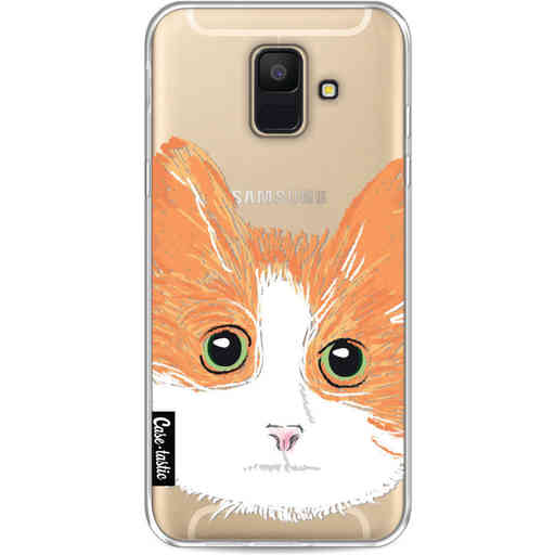 Casetastic Softcover Samsung Galaxy A6 (2018) - Little Cat