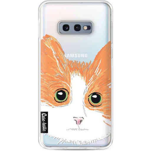 Casetastic Softcover Samsung Galaxy S10e - Little Cat