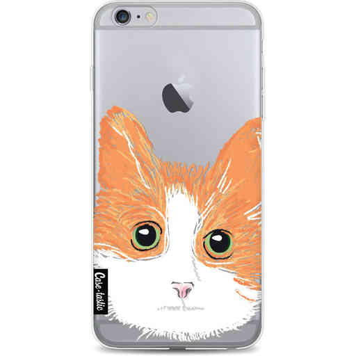 Casetastic Softcover Apple iPhone 6 Plus / 6s Plus - Little Cat