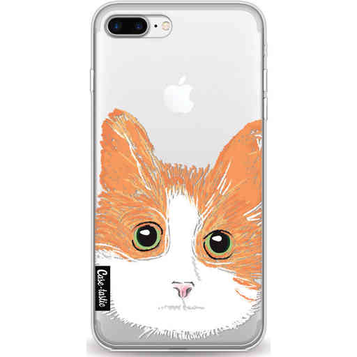 Casetastic Softcover Apple iPhone 7 Plus / 8 Plus - Little Cat