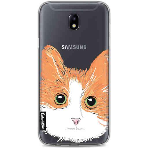 Casetastic Softcover Samsung Galaxy J7 (2017) - Little Cat