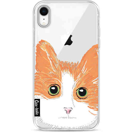 Casetastic Softcover Apple iPhone XR - Little Cat