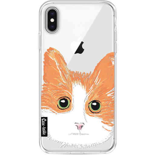 Casetastic Softcover Apple iPhone XS Max - Little Cat