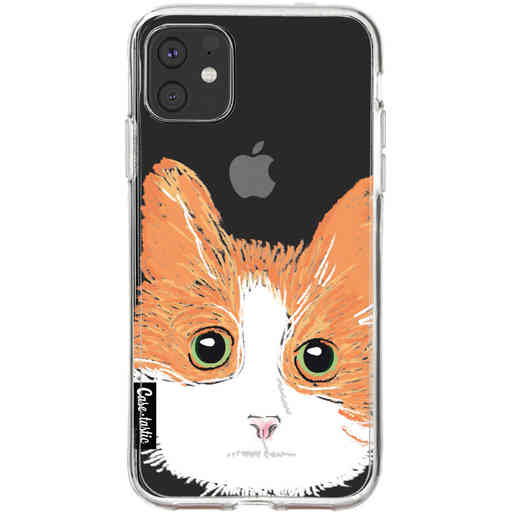 Casetastic Softcover Apple iPhone 11 - Little Cat