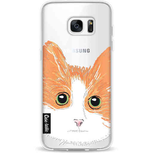 Casetastic Softcover Samsung Galaxy S7 Edge - Little Cat