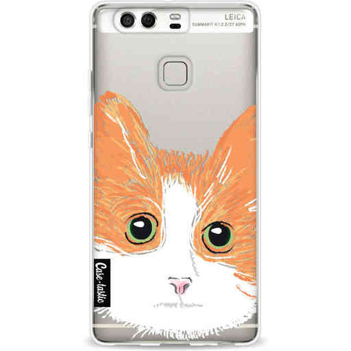 Casetastic Softcover Huawei P9 - Little Cat