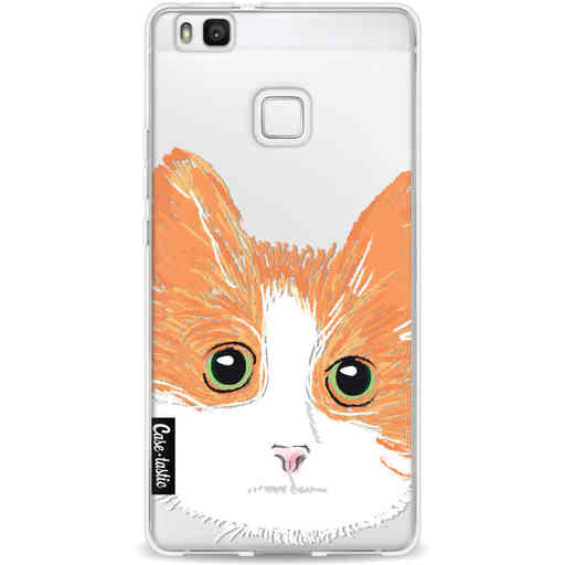 Casetastic Softcover Huawei P9 Lite - Little Cat