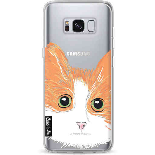 Casetastic Softcover Samsung Galaxy S8 - Little Cat
