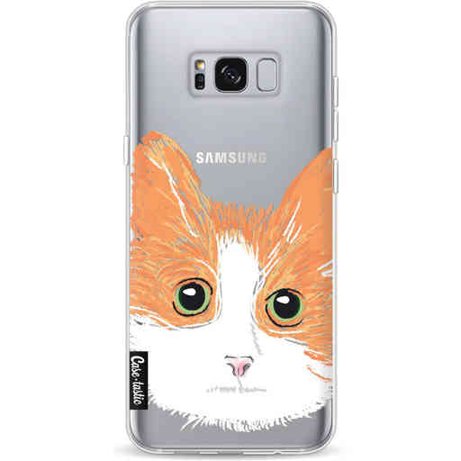 Casetastic Softcover Samsung Galaxy S8 Plus - Little Cat