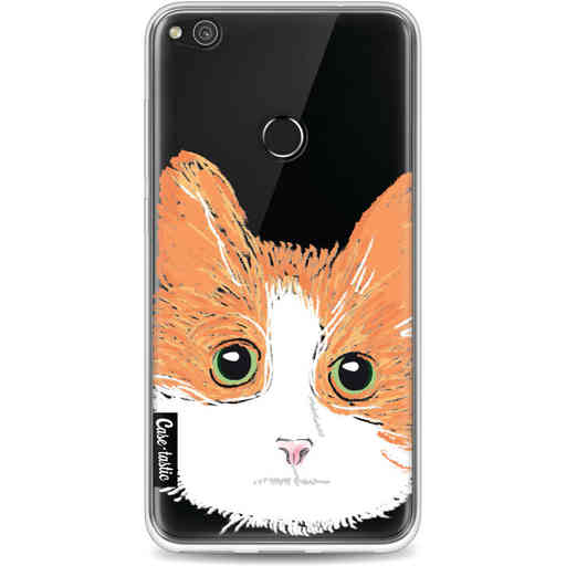 Casetastic Softcover Huawei P8 Lite (2017) - Little Cat