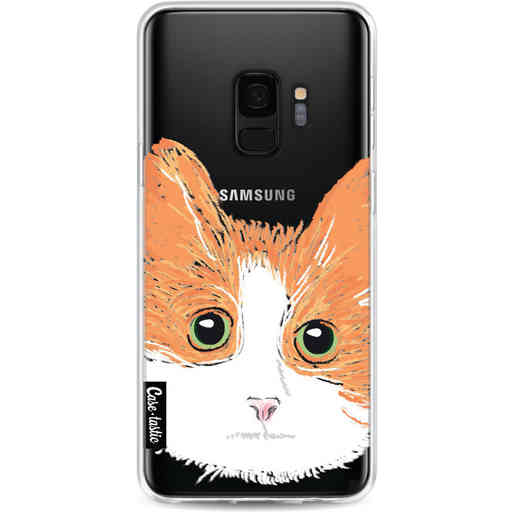 Casetastic Softcover Samsung Galaxy S9 - Little Cat