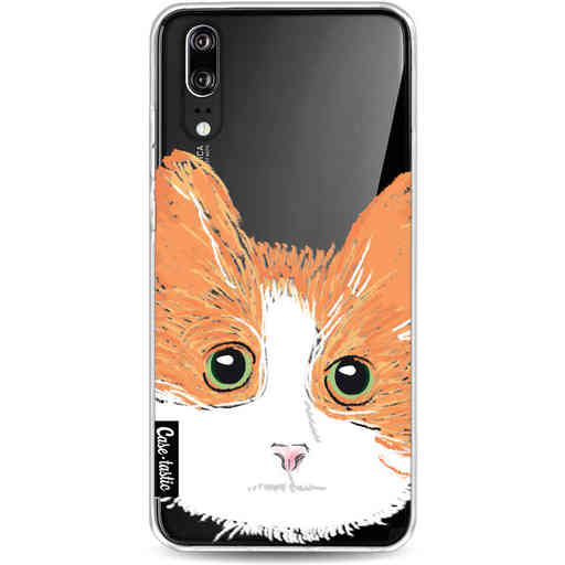 Casetastic Softcover Huawei P20 - Little Cat