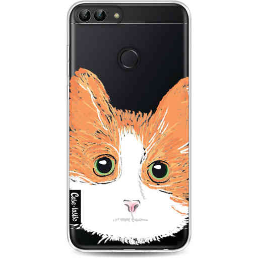 Casetastic Softcover Huawei P Smart - Little Cat