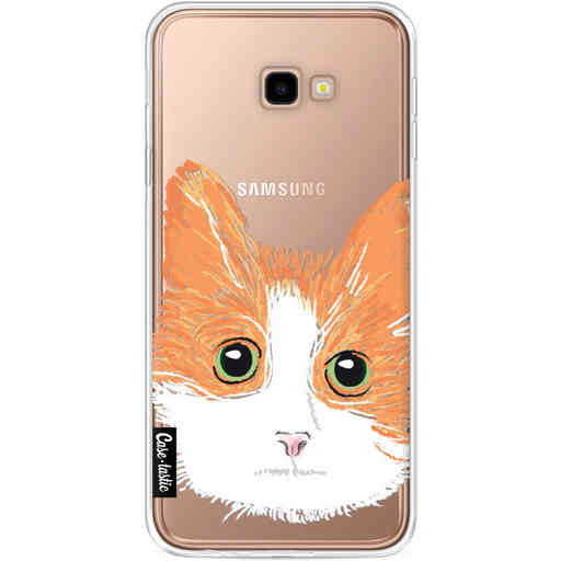 Casetastic Softcover Samsung Galaxy J4 Plus (2018) - Little Cat