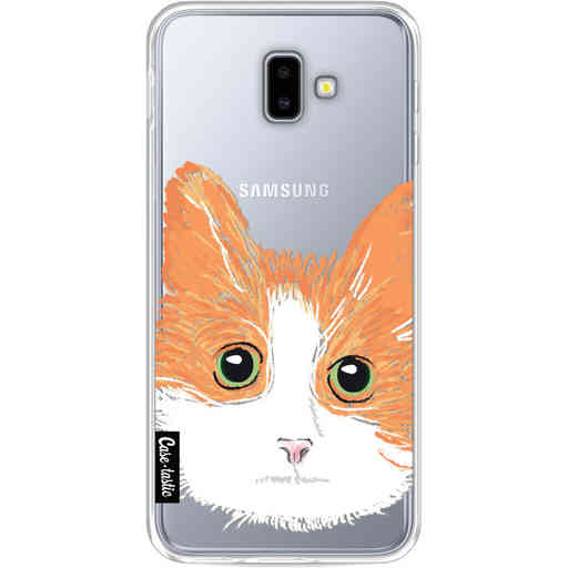 Casetastic Softcover Samsung Galaxy J6 Plus (2018) - Little Cat