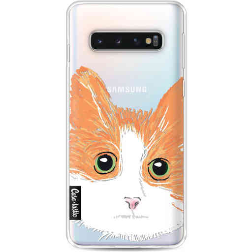 Casetastic Softcover Samsung Galaxy S10 - Little Cat