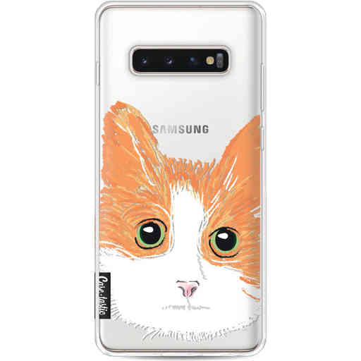 Casetastic Softcover Samsung Galaxy S10 Plus - Little Cat