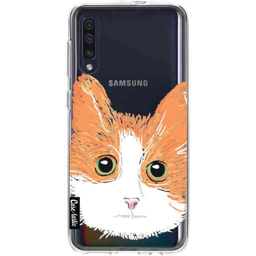 Casetastic Softcover Samsung Galaxy A50 (2019) - Little Cat