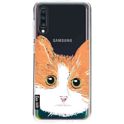 Casetastic Softcover Samsung Galaxy A70 - Little Cat