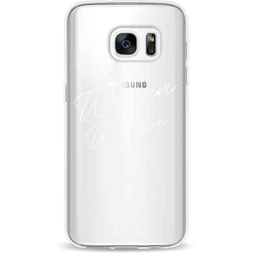 Casetastic Softcover Samsung Galaxy S7 - Wijnen, wijnen, wijnen!