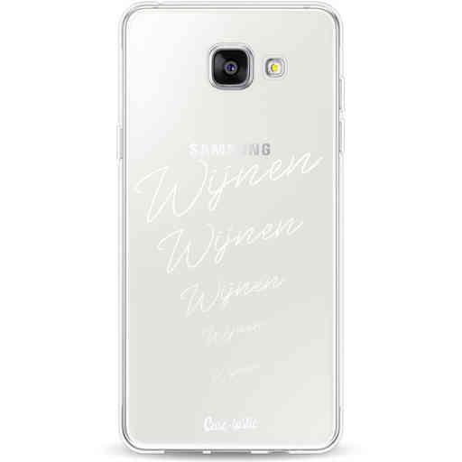Casetastic Softcover Samsung Galaxy A5 (2016) - Wijnen, wijnen, wijnen!