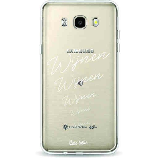 Casetastic Softcover Samsung Galaxy J5 (2016) - Wijnen, wijnen, wijnen!