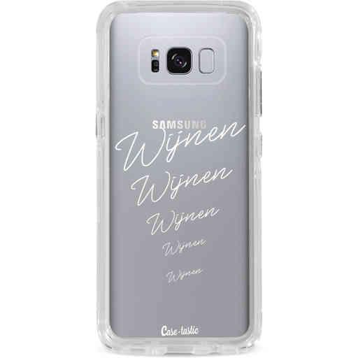 Casetastic Dual Snap Case Samsung Galaxy S8 Plus - Wijnen, wijnen, wijnen!
