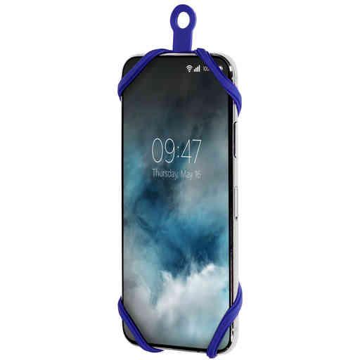 Casetastic Universal Phonestrap Blue