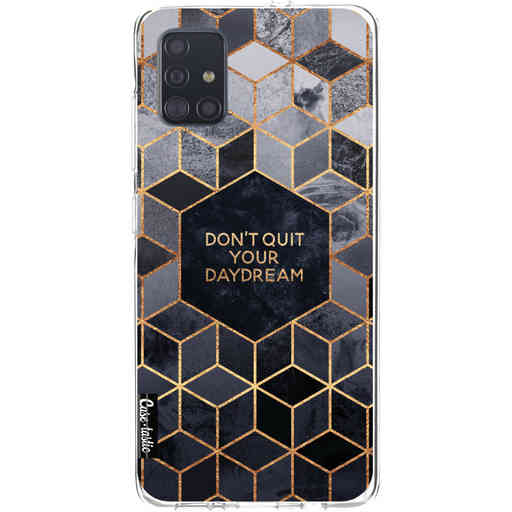 Casetastic Softcover Samsung Galaxy A51 (2020) - Don't Quit Your Daydream