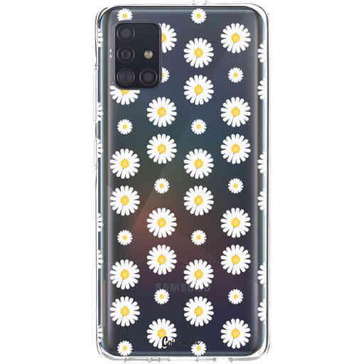 Casetastic Softcover Samsung Galaxy A51 (2020) - Daisies