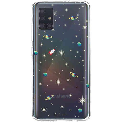 Casetastic Softcover Samsung Galaxy A51 (2020) - Cosmos Life
