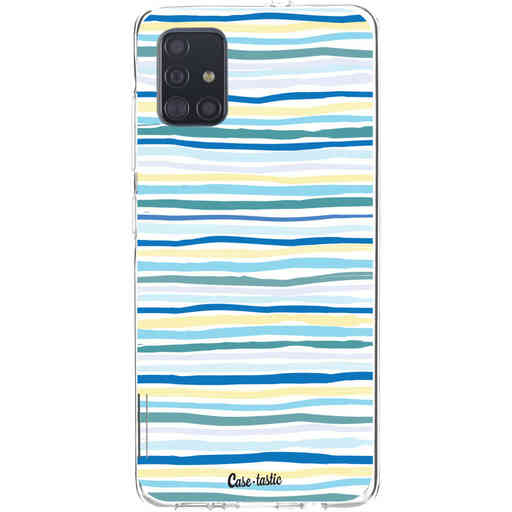 Casetastic Softcover Samsung Galaxy A51 (2020) - Stripe Vibe
