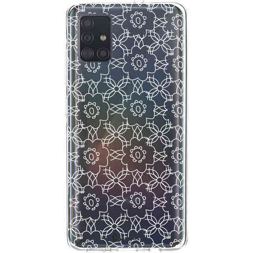 Casetastic Softcover Samsung Galaxy A51 (2020) - Flowerbomb