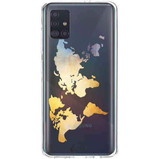 Casetastic Softcover Samsung Galaxy A51 (2020) - Brilliant World