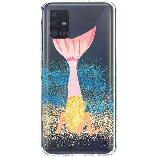 Casetastic Softcover Samsung Galaxy A51 (2020) - Mermaid Blonde