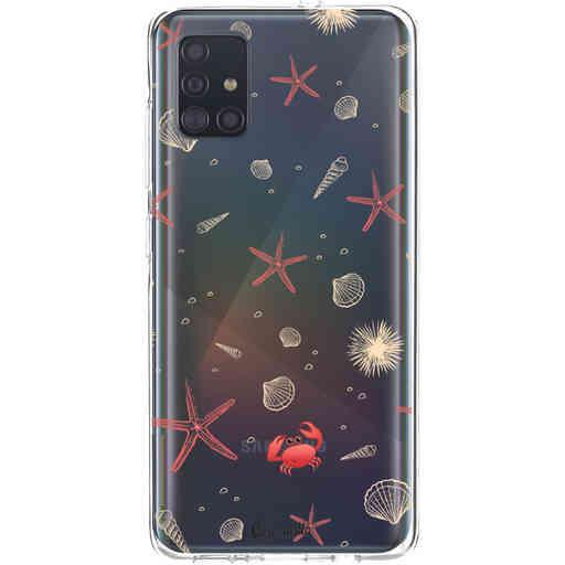 Casetastic Softcover Samsung Galaxy A51 (2020) - Sea World