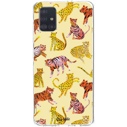 Casetastic Softcover Samsung Galaxy A51 (2020) - Wild Cats